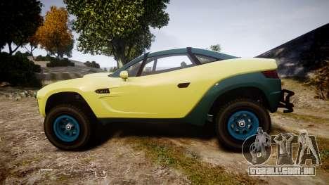 GTA V Coil Brawler para GTA 4 esquerda vista