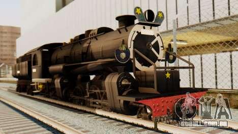 CC5019 Indonesian Steam Locomotive v1.0 para GTA San Andreas