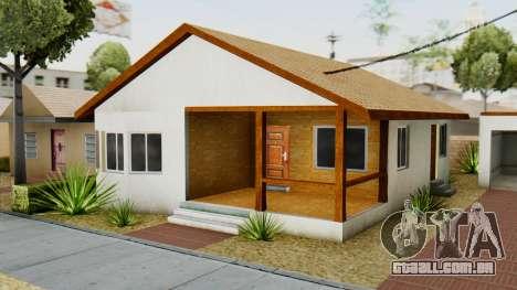 Big Smoke House para GTA San Andreas