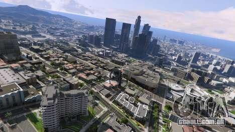 Novo clima e luz v2.0 para GTA 5