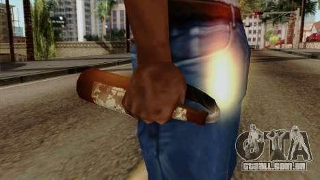 Original HD Molotov Cocktail para GTA San Andreas terceira tela