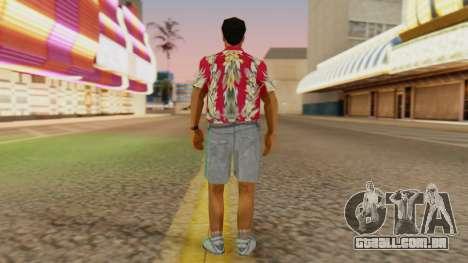 Dos turistas para GTA San Andreas terceira tela