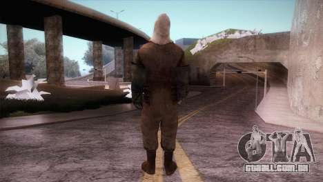 Order Soldier5 from Silent Hill para GTA San Andreas terceira tela