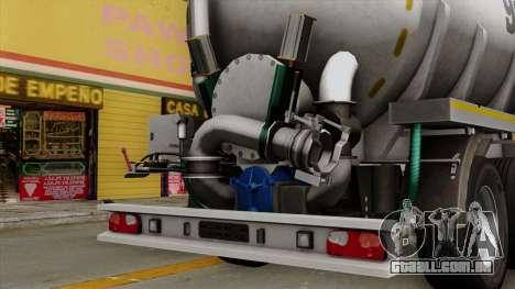 Trailer Kotte Garant para GTA San Andreas vista direita