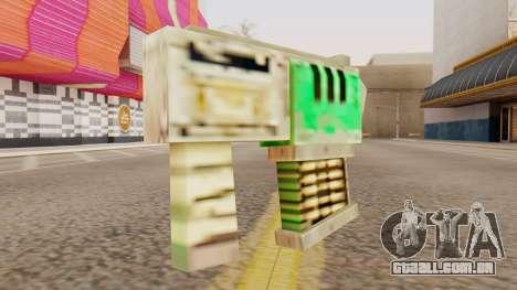 Warhammer Tec9 para GTA San Andreas segunda tela