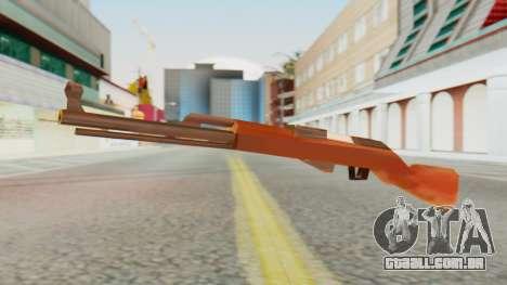 SKS SA Style para GTA San Andreas