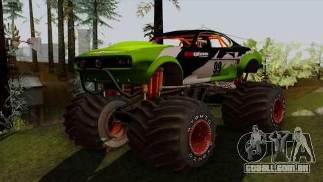 GTA 5 Vapid Big Foot para GTA San Andreas