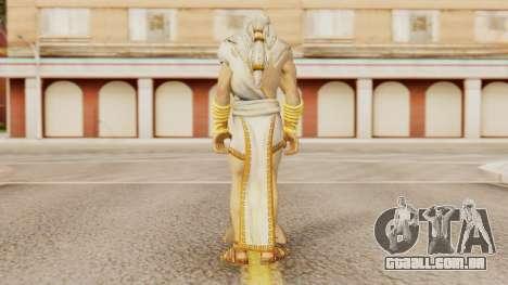 Zeus v1 God Of War 3 para GTA San Andreas terceira tela