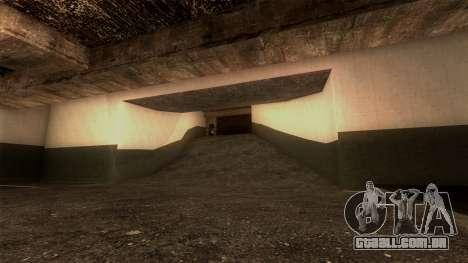 Novo LSPD Estacionamento para GTA San Andreas sétima tela