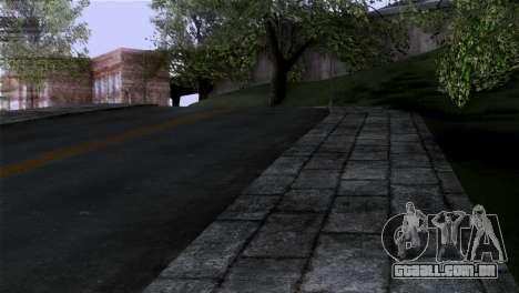 Roads Full Version LS-LV-SF para GTA San Andreas sexta tela
