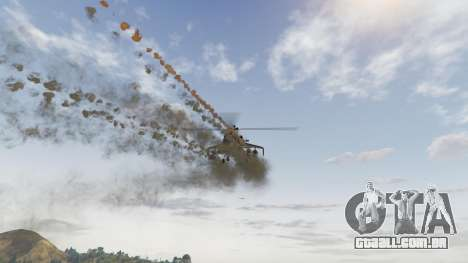 GTA 5 Realistic rocket pod 2.0 sétima screenshot