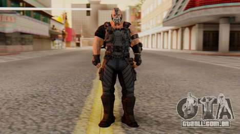 The Bane Ultimate Boss para GTA San Andreas segunda tela