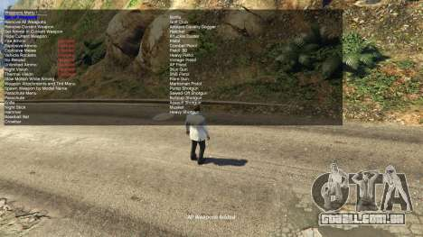 Simple Trainer 2.1 para GTA 5