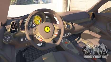 Ferrari 458 Italia v0.9.3 para GTA 5