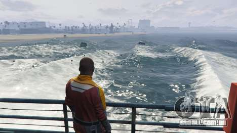 GTA 5 Grandes ondas v1.1 segundo screenshot