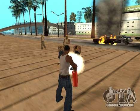 HQ Effects and Sun Final Version para GTA San Andreas sexta tela