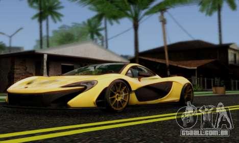 Inul ENB para GTA San Andreas segunda tela