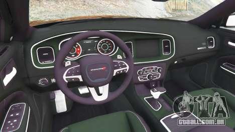 Dodge Charger RT 2015 v0.5 para GTA 5