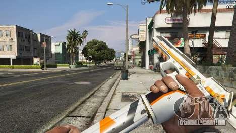 GTA 5 Asiimov Pistol.50 sétima screenshot
