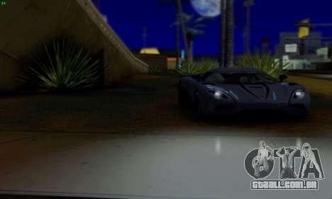 Inul ENB para GTA San Andreas quinto tela
