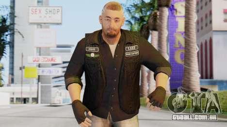 [GTA5] The Lost Skin5 para GTA San Andreas
