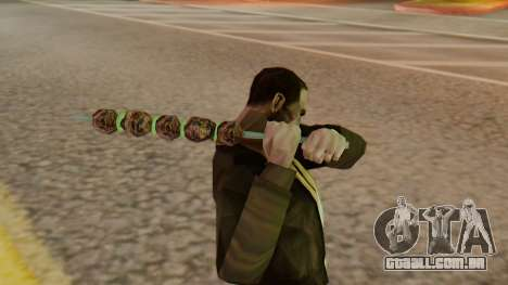 Skewer para GTA San Andreas terceira tela