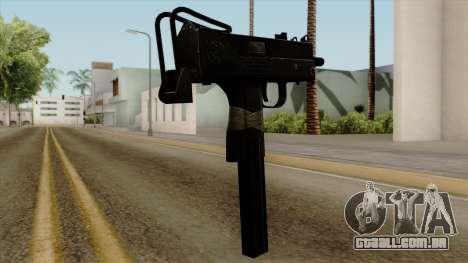 Original HD Micro SMG para GTA San Andreas segunda tela