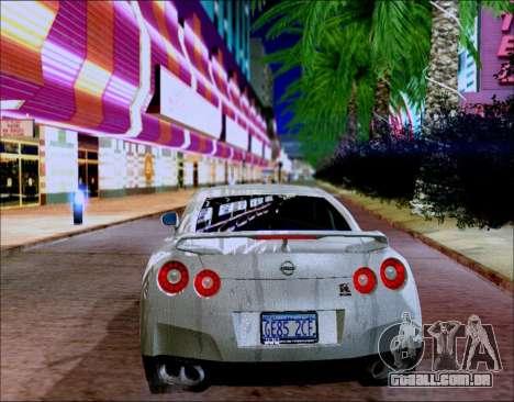Flash ENB para GTA San Andreas terceira tela
