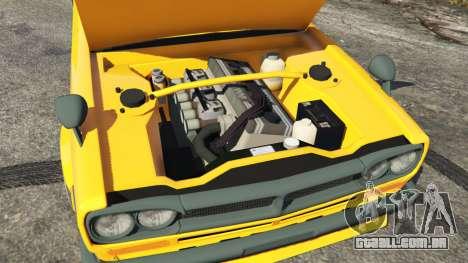 GTA 5 Nissan Skyline 2000 GT-R 1970 v0.3 [Beta] volante