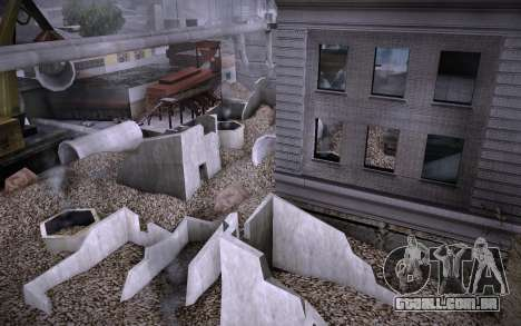Edifício na Grove Street v0.1 Beta para GTA San Andreas sétima tela