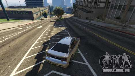 GTA 5 GhostAndreas terceiro screenshot