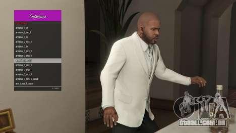 O Gerenciador de cenas para GTA 5