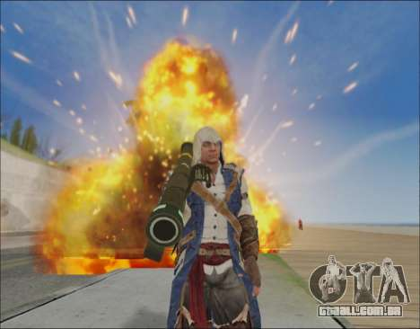 Flash ENB para GTA San Andreas segunda tela
