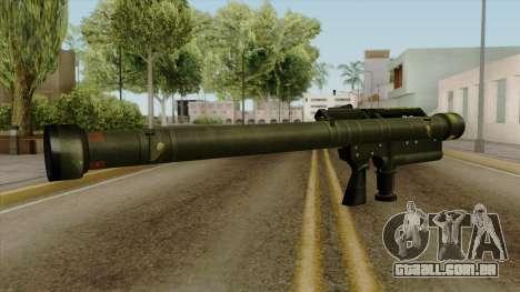 Original HD Heatseek para GTA San Andreas segunda tela