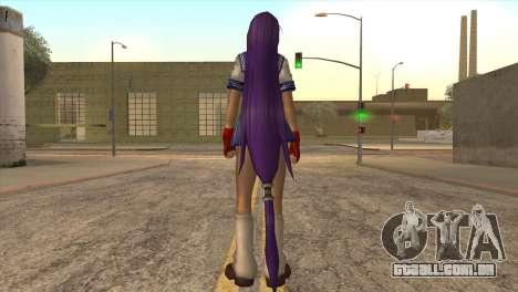 Ikkanu para GTA San Andreas terceira tela