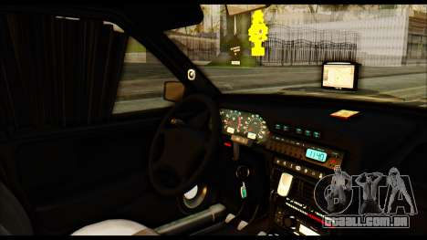 2114 para GTA San Andreas vista traseira