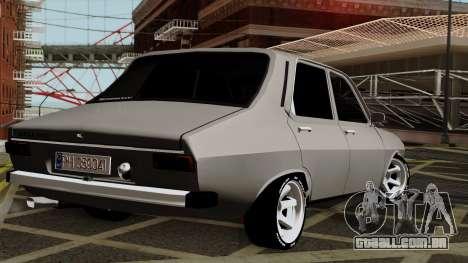 Dacia 1300 para GTA San Andreas esquerda vista