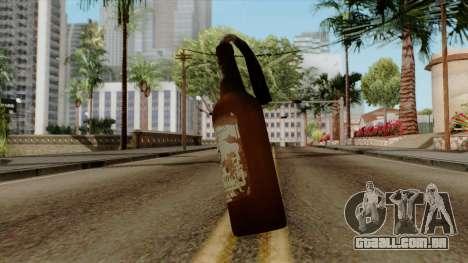 Original HD Molotov Cocktail para GTA San Andreas