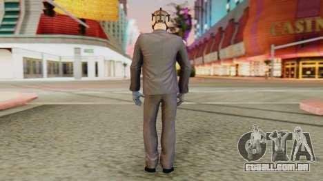 [PayDay2] Hoxton para GTA San Andreas terceira tela