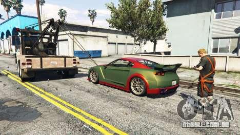 GTA 5 Chamar um reboque v1.3 terceiro screenshot
