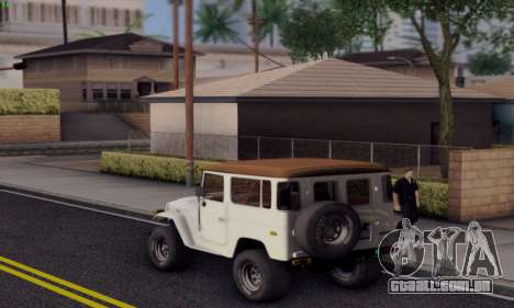 Inul ENB para GTA San Andreas terceira tela