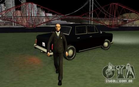 New Sky para GTA San Andreas sétima tela