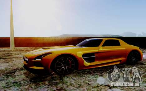 ENB Series HQ Graphics v2 para GTA San Andreas sétima tela