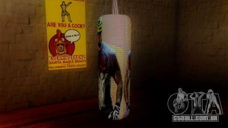 Pêra com Rey Mysterio para GTA San Andreas
