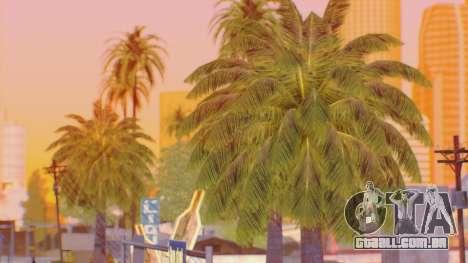 Thunderbolt ENB For Low PC para GTA San Andreas