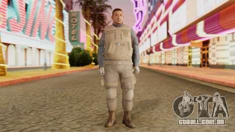 [GTA5] BlackOps1 Army Skin Desert para GTA San Andreas segunda tela