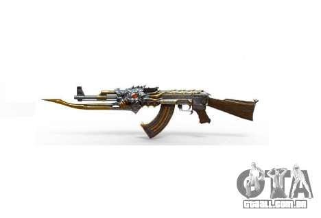 GTA 5 AK-47 Besta terceiro screenshot