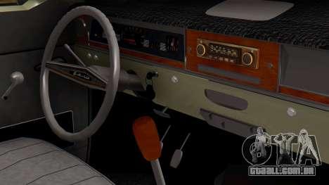 GAZ 24-95 para GTA San Andreas vista direita