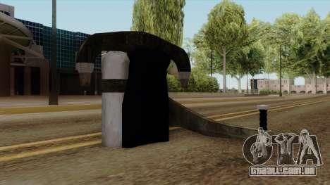 Original HD Jetpack para GTA San Andreas segunda tela