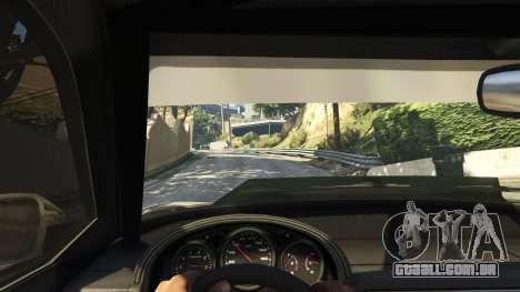 GTA 5 Realista velocidade do carro 1.3 segundo screenshot